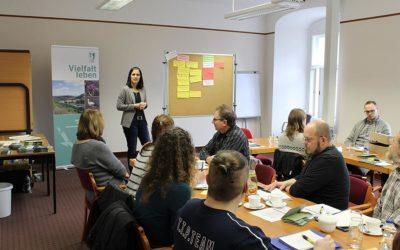 Workshop zum Thema Umsetzung von Natura 2000 im Naturpark