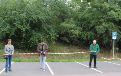 Einweihung des Wanderparkplatzes und Naturparkwanderung bei Brachwitz