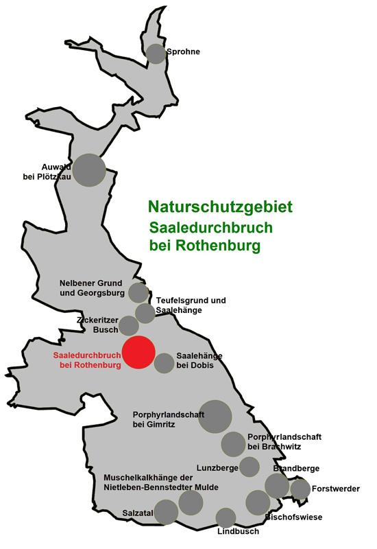 NSG Saaledurchbruch bei Rothenburg