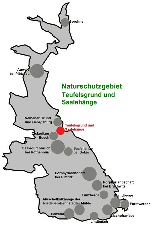 NSG Teufelsgrund und Saalehänge