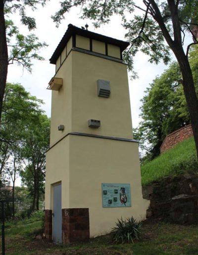 Artenschutzturm