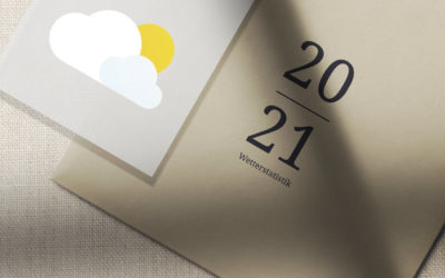 2021 Wetterstatistik